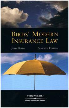 Birds' Modern Insurance Law - Sweet & Maxwell