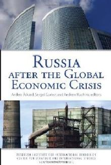 Russia After the Global Economic Crisis - Peterson Institute for Internal Economics