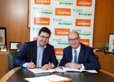 EasyJet tickets will be sold in Viajes El Corte Inglés
