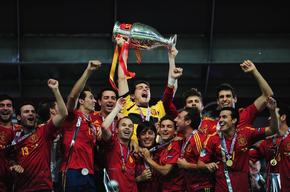 Read Spain European Football Champion