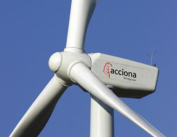 ACCIONA to build its first wind farm in Costa Rica at an investment of 90 million euros