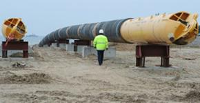 Read Nord Stream pipeline is inaugurated
