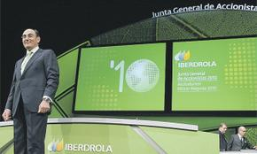 Read Iberdrola ends the 2011 term with a new free share purchase offer